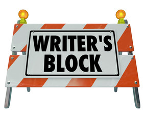 writers block