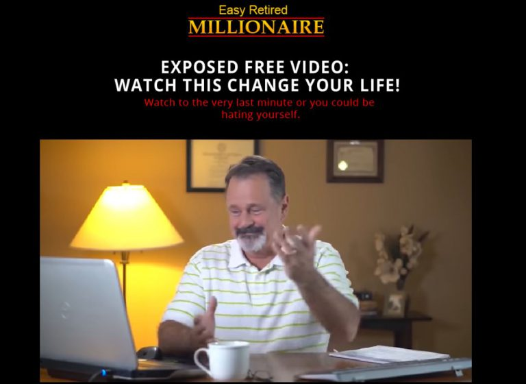 EASY RETIRED MILLIONAIRE REVIEW: Will You Be The Next Millionaire