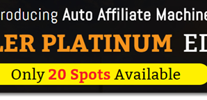 Auto Affiliate Machine Review: Legit Or Scam
