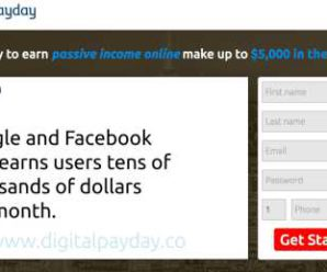 Digital Payday Review: Scam Or Make Money Online