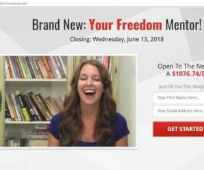 Your Freedom Mentor Review: Scam Or Legit