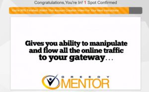 Greedy Mentor Review