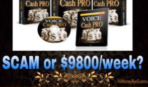 Voice Cash Pro: Scam Or Legit?