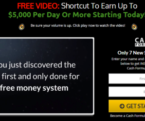 Cash Formula Review: Scam Or Can I Make Money From Affiliate Marketing