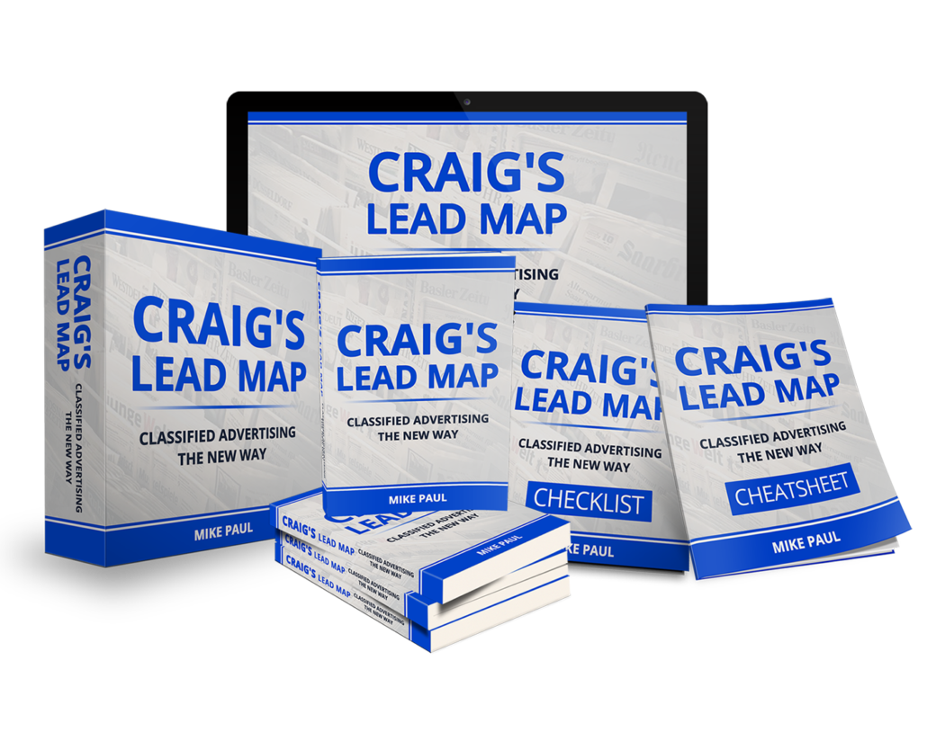 Craig's Lead Map - Is picture of logo