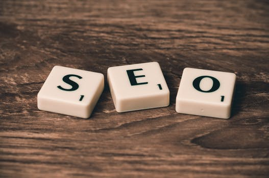 How To Use Keywords For S.E.O. - is picture of S.E.O. letters