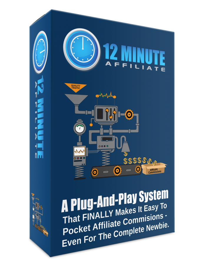 12 Minute Affiliate Review - logo
