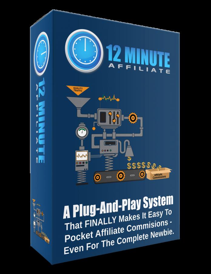 12 Minute Affiliate Review - logo