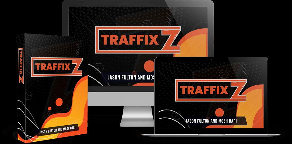 Traffix Z Review - logo