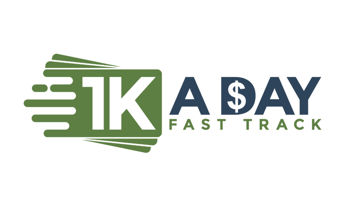 1K A Day Fast Track - logo